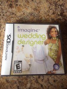 Jeu pour DS: Imagine Wedding designer