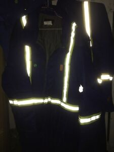 Winter Coveralls-Size 3XLR-Flame Resistant