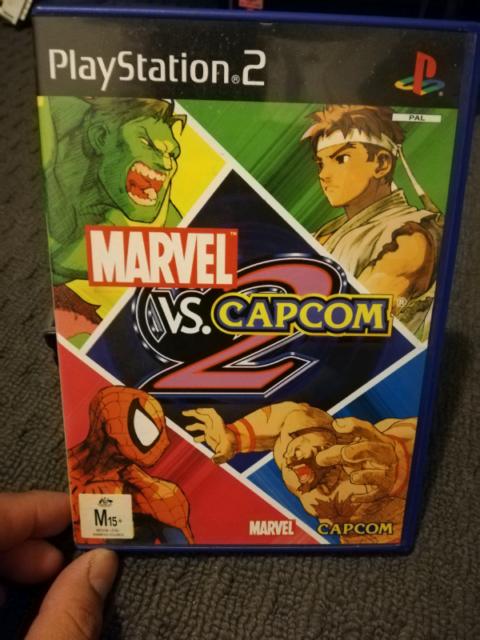 marvel vs capcom 2 ps2 | Video Games | Gumtree Australia Gosnells