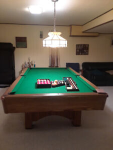 BCE 4 x 8ft Slate Pool & Snooker Table for sale & Accessories