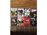 Collection of Gangster/prison DVD'S
