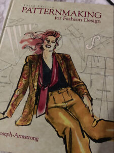 Pattermaking for fashion design