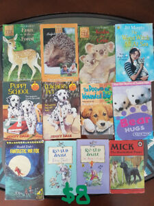 Various kids/teen books