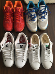 New Puma Nike Adidas DC Shoes for sale