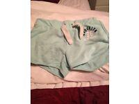 Sized 13-14 teens shorts