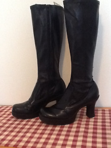 Black Candie's Boots