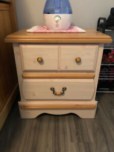 Girls 3 piece bedroom set