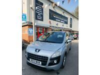 2012 Peugeot 3008 1.6 HDi 112 Active II 5dr HATCHBACK Diesel Manual