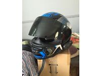 Shoei motorcycle M helmet
