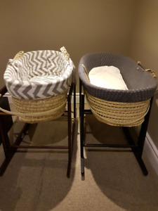 Moses Bassinet w/ Stand