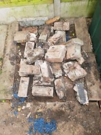 Free coping stones and bricks