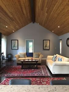 Ultimate luxury - Wasaga cottage - 4 seasons! Booking all year
