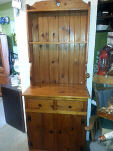 PINE COUNTRY STYLE CABINET $299.99