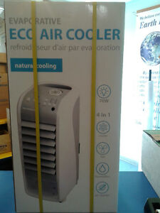 Water/Ice Air Cooler -Natural Room Air Cooling SALE ON NOW SAVE