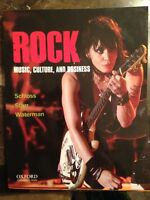 ROCK Music, Culture, and Business Book_History of Rock & Roll