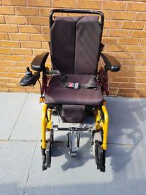 KYMCO K-ACTIV POWER WHEELCHAIR