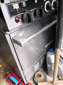 Garland 4 burner gas oven