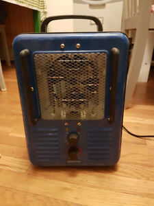 MASTERCRAFT PORTABLE HEATER