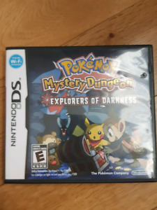 Pokemon mystery of darkness