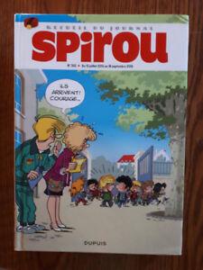 Spirou, Spirou & Fantasio, Bandes dessinées en français, $5 chaq