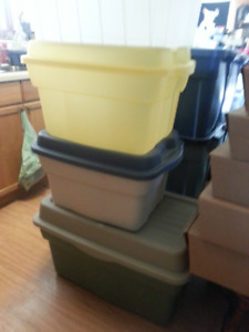 STORAGE  CONTAINERS   ..   4