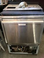 Free high temp bar dishwasher