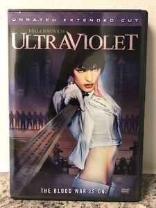 Ultraviolet DVD - Unrated Extended Cut