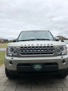 Land Rover LR4 2013 87500km for sale