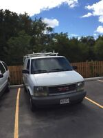 2005 gmc safari AS IS.