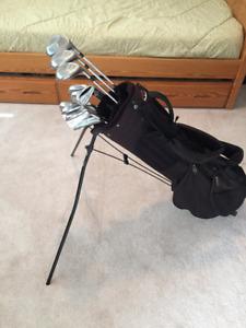 Mizuno / Ben Hogan RH Beginners Golf Package