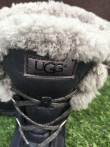 ugg winter lined boots