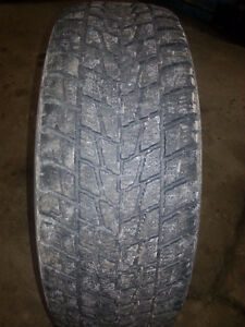 Toyo Open Country winter tire 235/60R18 107S