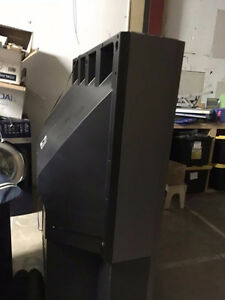 63' sony high def rear projection tv
