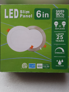 4 in.Pot Light $11,No Tax.Also 6 In,Panels,Wires,AFCI & More: