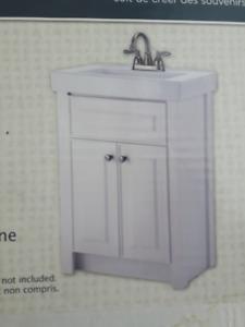 Brand New - For Living Davenport Vanity - Reduced!