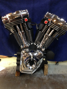 Harley Davidson Engine 103""