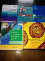 Year 1 & 2 BSCN  Texts/lab manuals