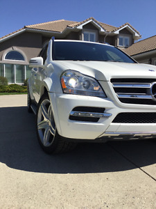 2012 Mercedes-Benz GL-Class Avantgarde Edition SUV, Crossover