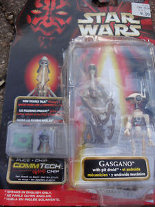 Star Wars figures, Commtech London Ontario image 2