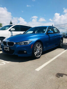 2017 BMW 330i MSport Lease ONLY $467