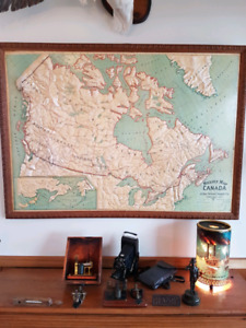 """Map of Canada """"1909"""""""