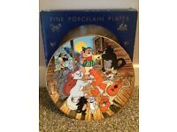 Kenley's collectable Disney plate- the aristocats