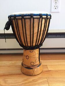 African Drum Djembe Small