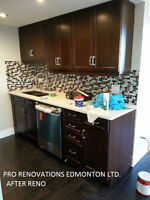 RENOVATIONS HOUSES AND FINISHED BASEMENT LOW COST @@@