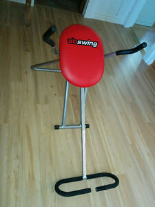 Exerciseur Ab-Swing