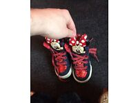 Toddler size 4/4.4 trainers etc