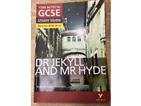 GCSE Revision Guide for Jekyll & Hyde