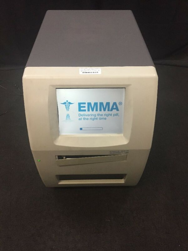 INRANGE EMMA Computerized Pill Management Delivery System Unit 1