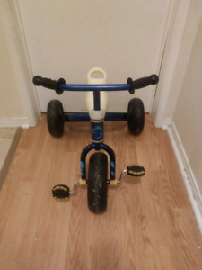 Boys tricycle good condition