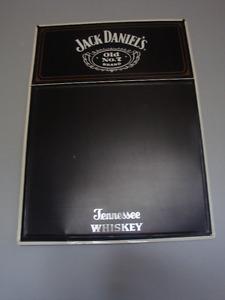 Tin Jack Daniel's Chalkboard Sign /Tin John Deere Roads Sign